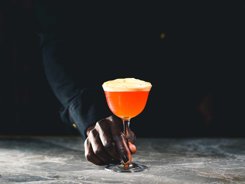 AAGIN Cocktail The Jasmin